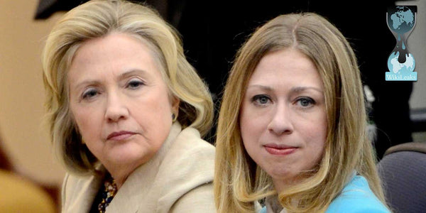 WikiLeaks: 67 Emails Between Hillary and Chelsea Using Fake Name...