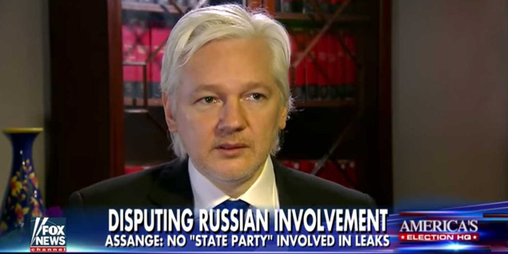 WikiLeaks: Hacked Emails Did Not Come From Russia