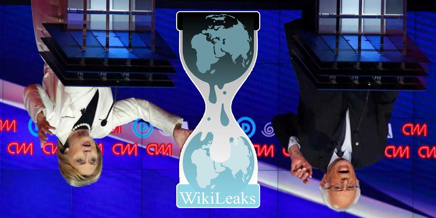 WikiLeaks: Proof Donna Brazile Leaked Debate Questions To Hillary