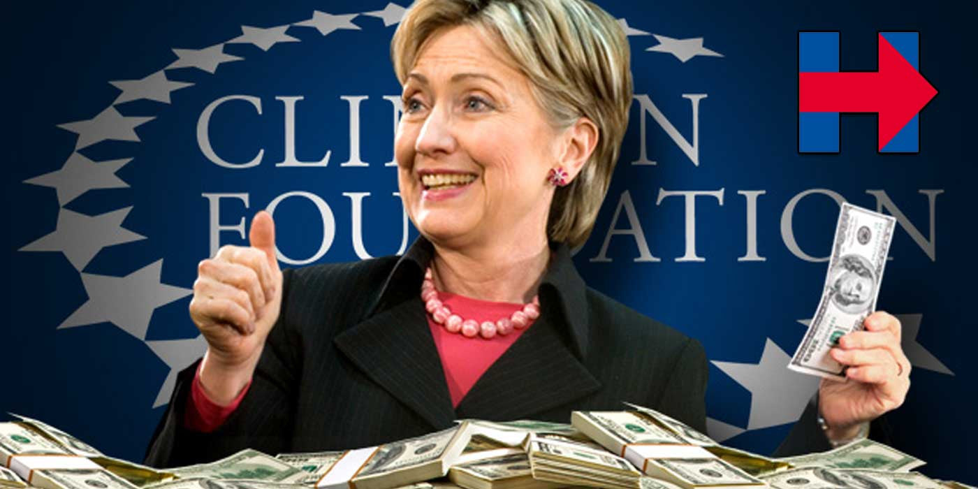 WikiLeaks: Secret Audit Exposes Illegal Conduct at Clinton Foundation