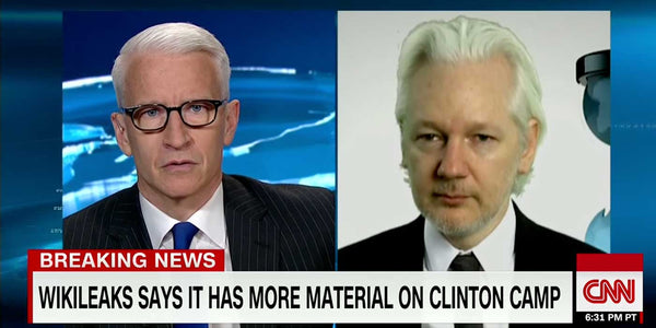 WikiLeaks: We Have More Dirt On Hillary Clinton To Release (VIDEO)