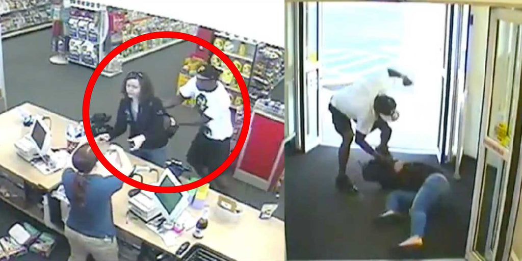 Woman Brutally Attacked At CVS After Receiving Her Cash