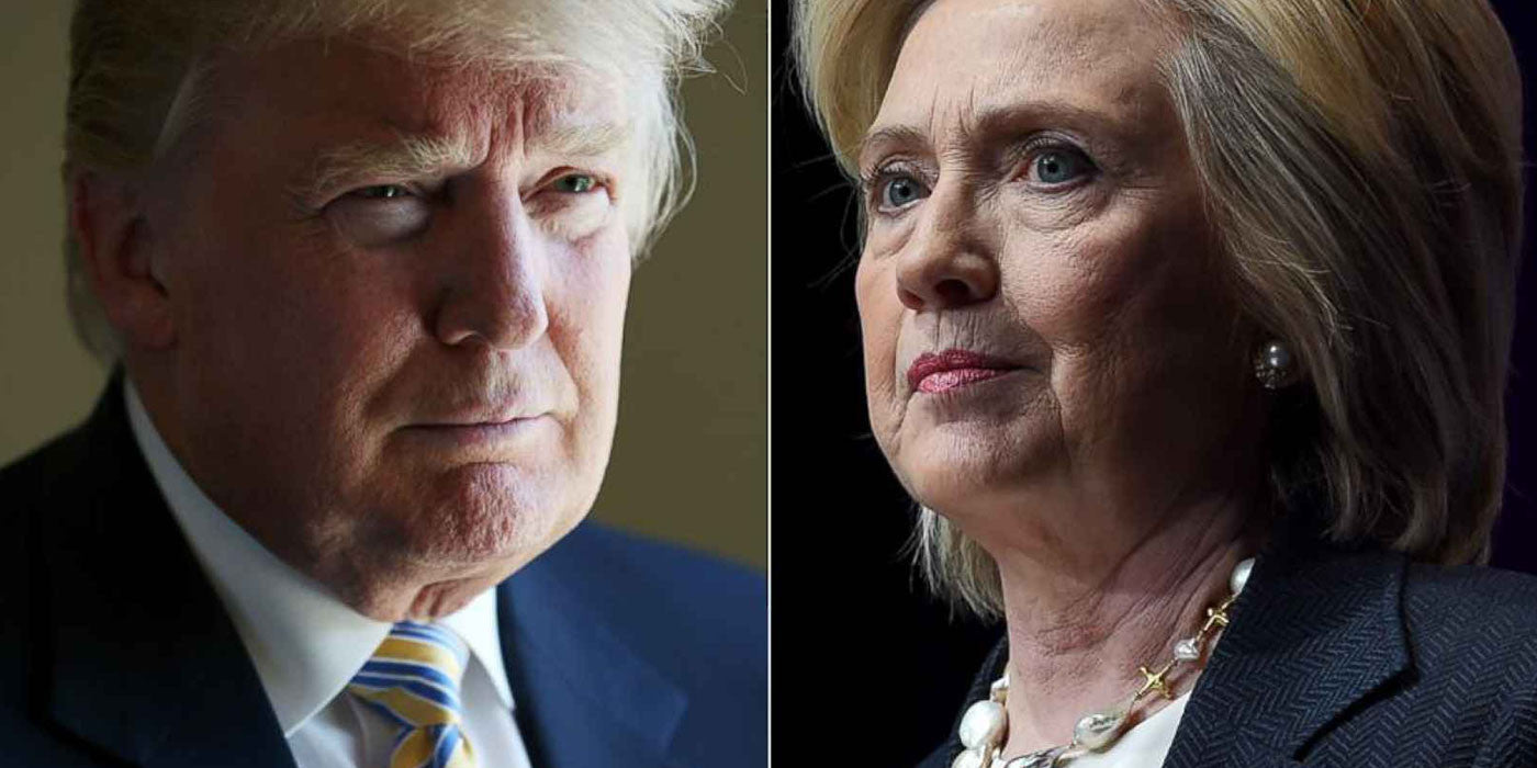 POLL: Would you vote for Trump over Hillary?