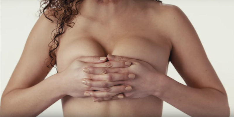 Super Bowl Ad Featuring Topless Women Calls Out NFL for Domestic Abuse