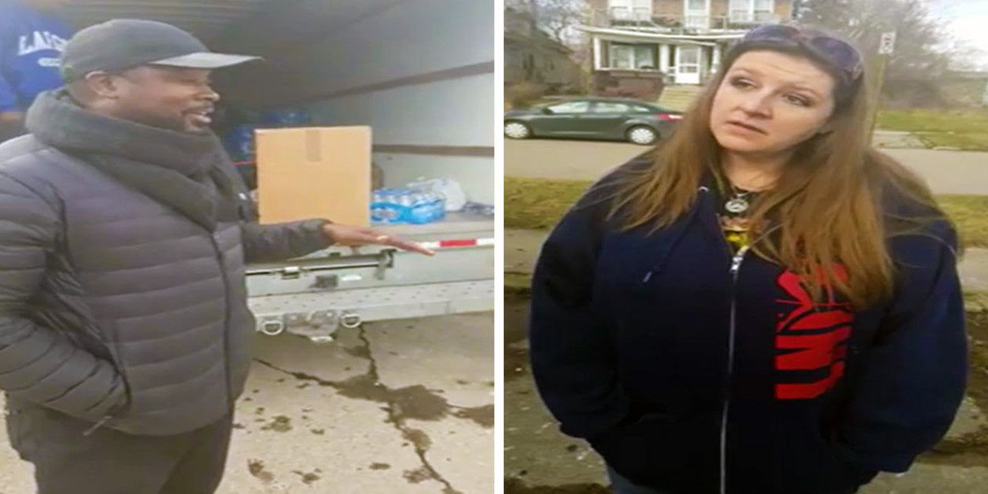 Resident Of Flint Speaks Out About The Water Crisis (Video)