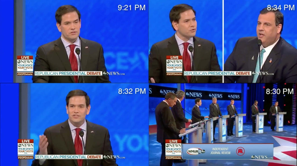 Marco Rubio Stuck On Repeat (Video Compilation)