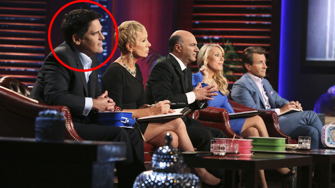 Shark Tank's Mark Cuban would vote for any Republican except one...