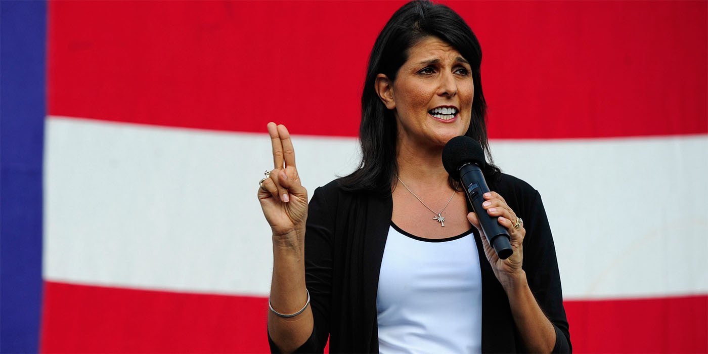 S.C. Governor Nikki Haley Makes Huge Endorsement