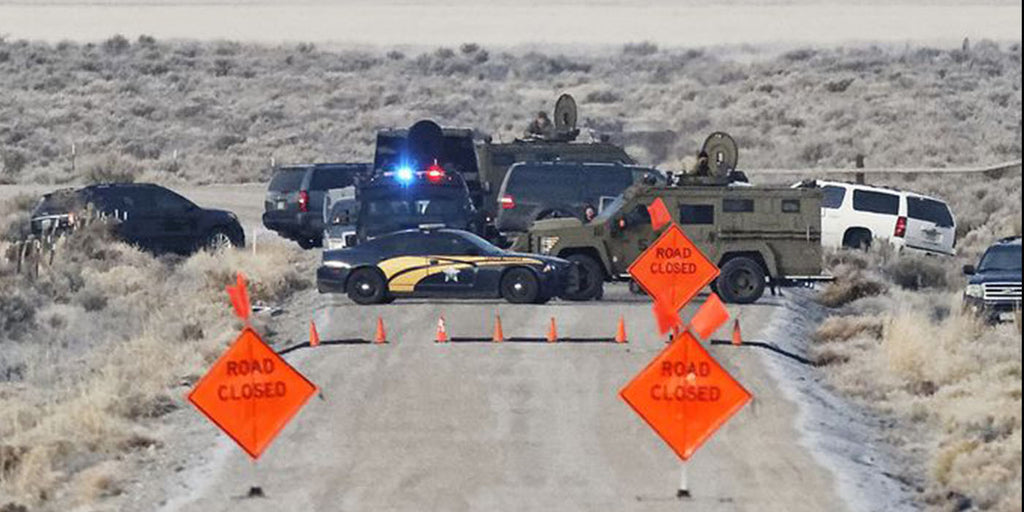 LIVE STREAM: FBI Moves In On Last Occupiers at Oregon Wildlife Refuge