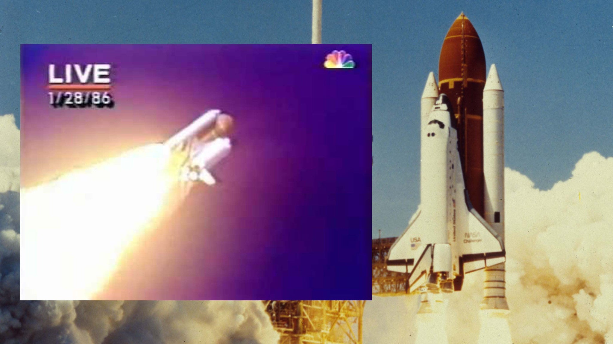 Thirty Years Ago Today, the Challenger Exploded on Live Television