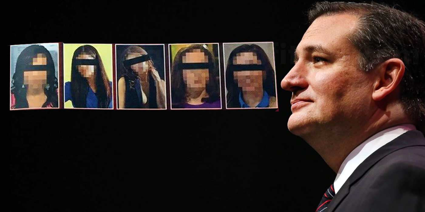 8 Things You Need To Know About Ted Cruz's Sex Scandal