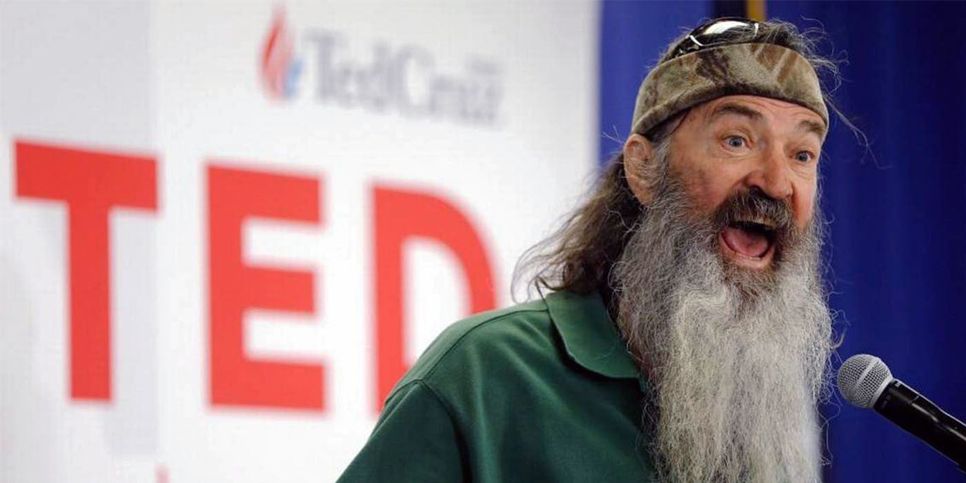 VIDEO: Duck Dynasty Doubles Down On Ted Cruz