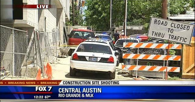 Austin, Texas Construction Site Mass Shooting