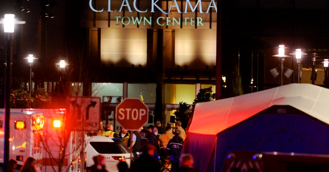 Clackamas Town Center Mall Mass Shooting