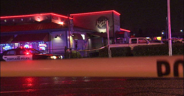 Mystic Strip Club Mass Shooting