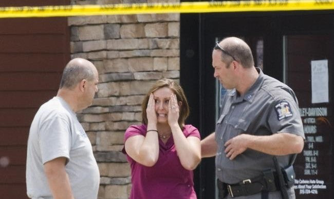 New York Mills AT&T Store Mass Shooting