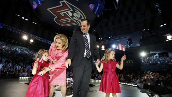 VIDEO: Ted Cruz Officially Announces 2016 Presidential Run