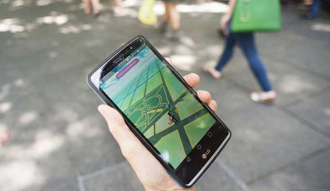 According to police four people were robbed in three separate incidents involving Pokemon Go in Maryland.