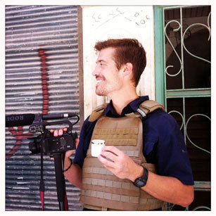 ISIS beheads photojournalist James Wright Foley in a massage to US to end its intervention in Iraq