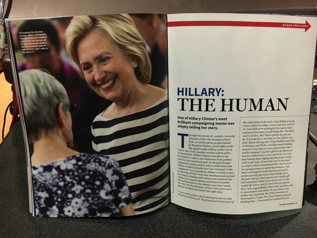 "LEAKED: A look at Newsweek's recalled Hillary Clinton ""MADAM PRESIDENT"" issue 9"
