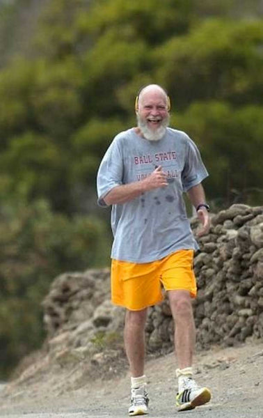 David Letterman Is Now Unrecognizable After Retiring