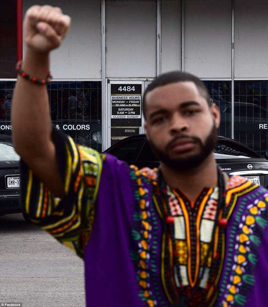 Micah Xavier Johnson Is Suspected Of Being Involved In A Deadly Attack On Dallas Police