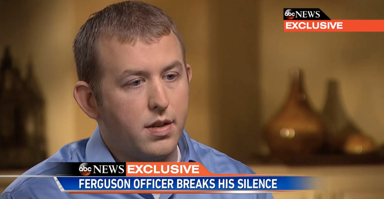 VIDEO: Police Officer Breaks Silence About Shooting Michael Brown