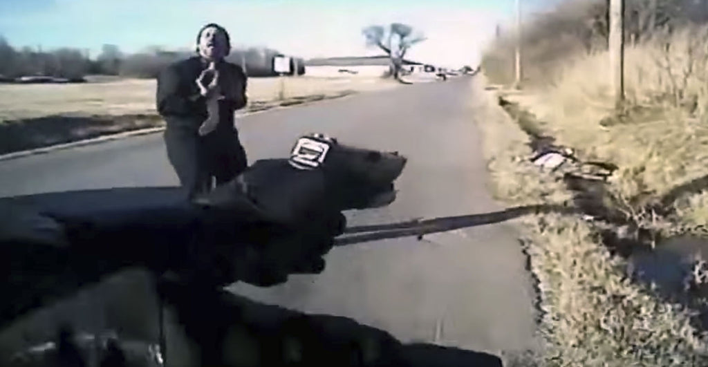 VIDEO: Oklahoma Officer Fatally Shoots Armed Man At Church Wedding