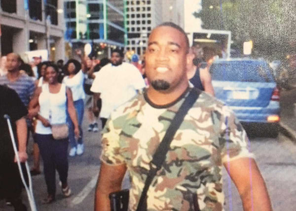 PHOTO: Police Release Picture of Dallas Sniper Shooting Suspect