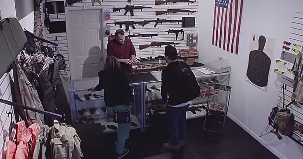 VIDEO: Anti-Gun Group Opens FAKE Gun Shop In New York City (NYC)