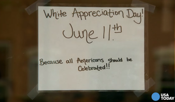 VIDEO: Latino BBQ Owner Plans 'White Customer Appreciation Day'