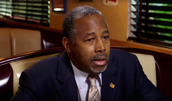 VIDEO: Ben Carson Says He Supports Creating Transgender Bathrooms