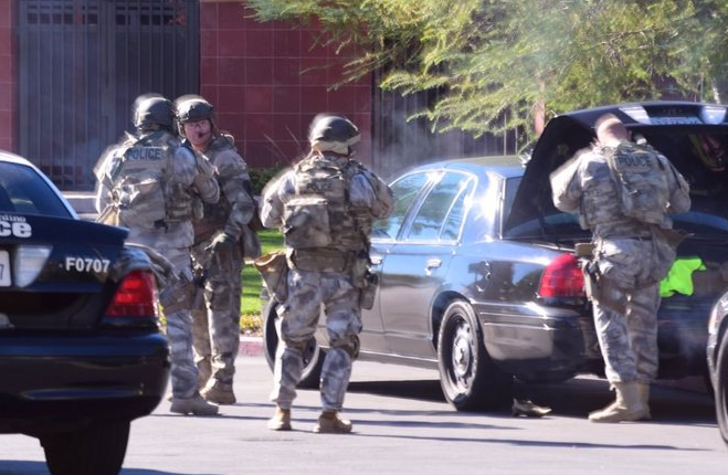 San Bernardino Mass Shooting Is Reported