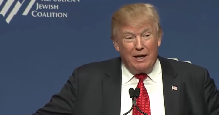 VIDEO: Trump's FULL Speech at Trump Republican Jewish Coalition Forum