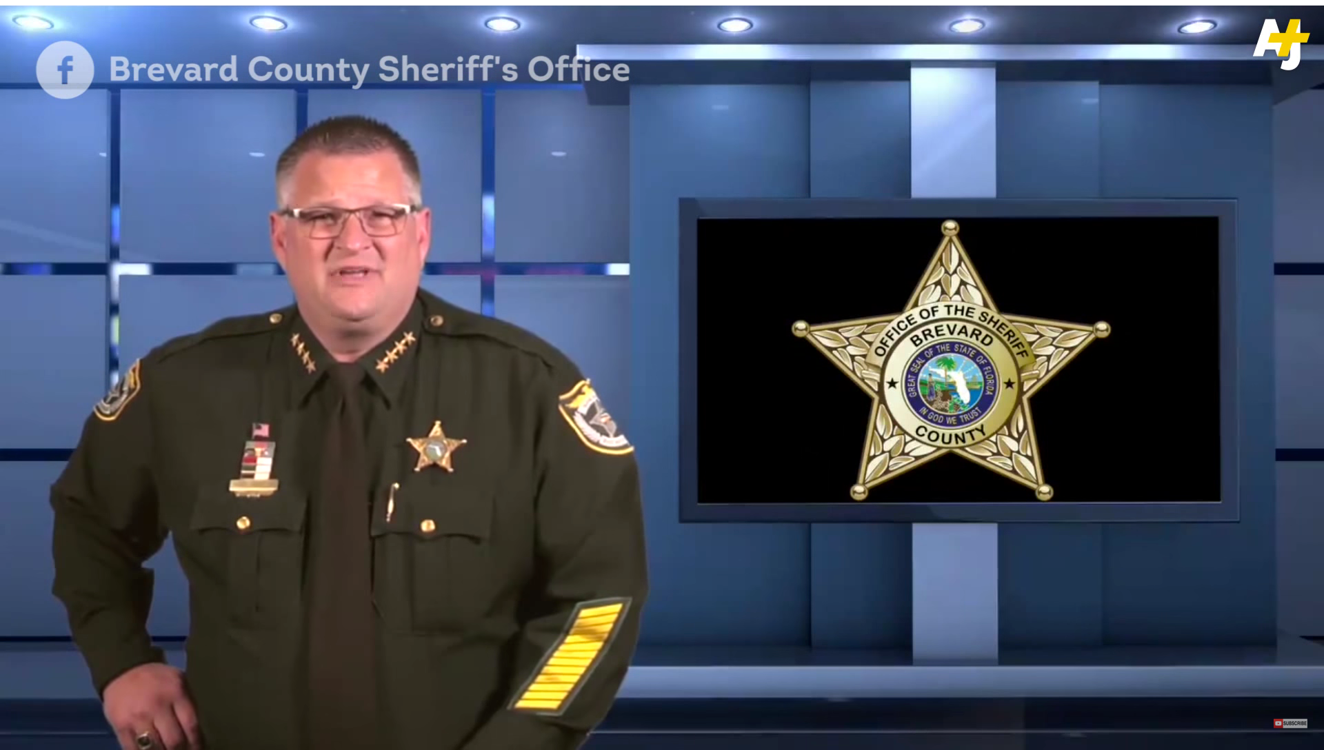 Another Sheriff Calls For Florida Citizens To Arm Themselves (Video)