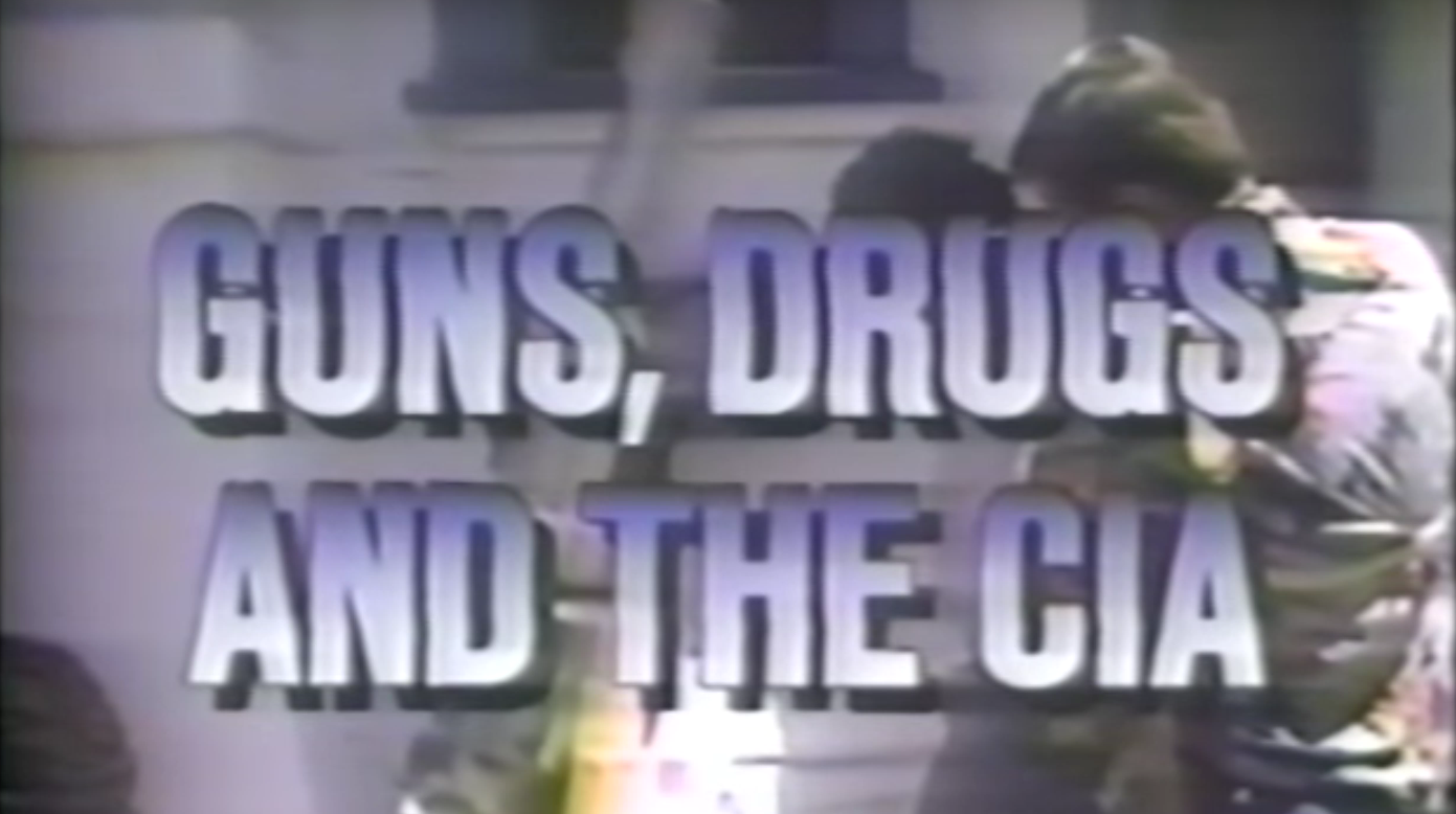 PBS Frontline 1986: Guns, Drugs, and the CIA (Full Video)