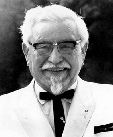 How A Gun Saved Colonel Sanders and KFC in the 1920's (Video)