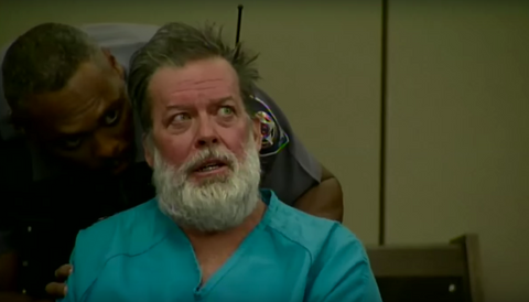Planned Parenthood Shooter Has Outburst In Court (Video)