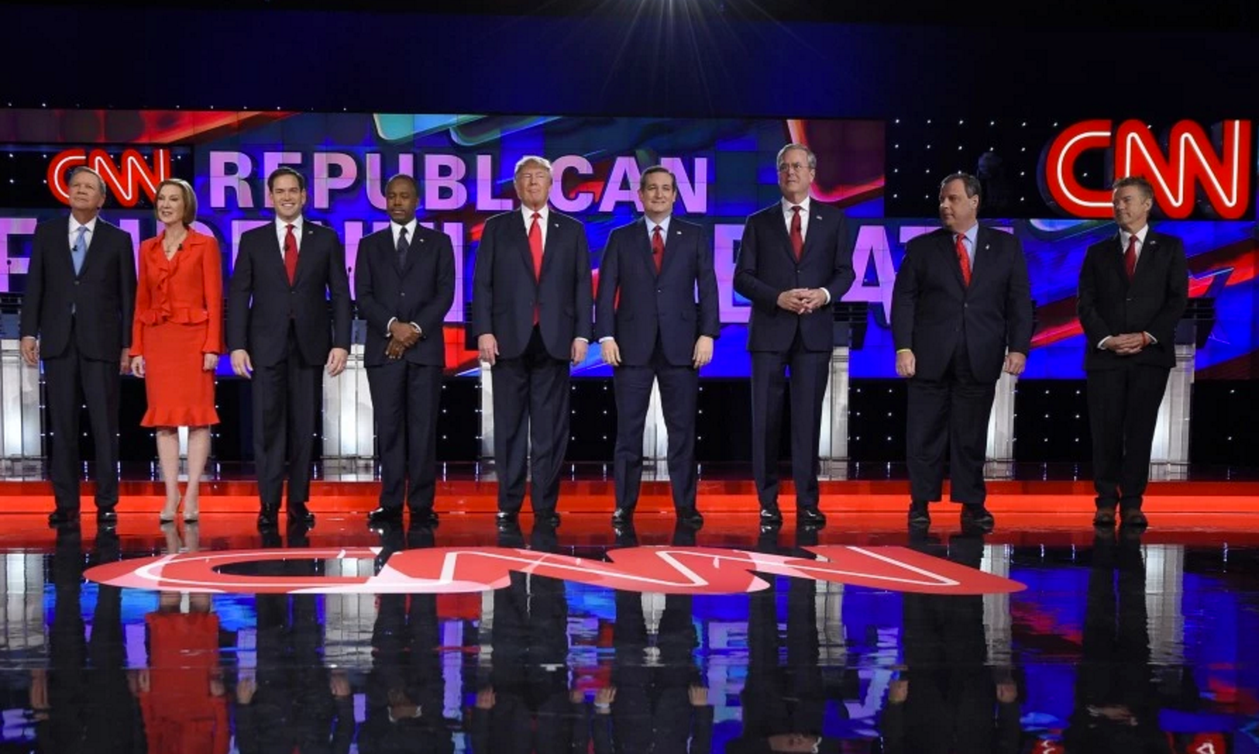 POLL: Who won the Republican debate tonight?