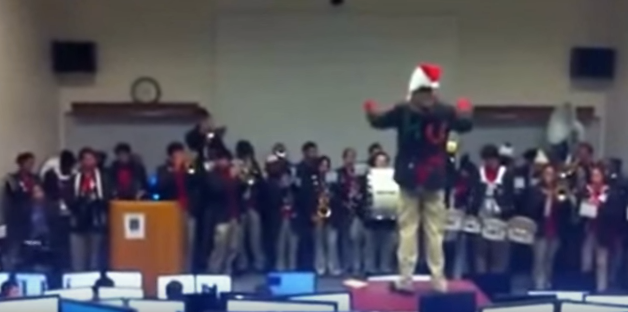 Christmas Caroling Gone Wrong Video Brown University