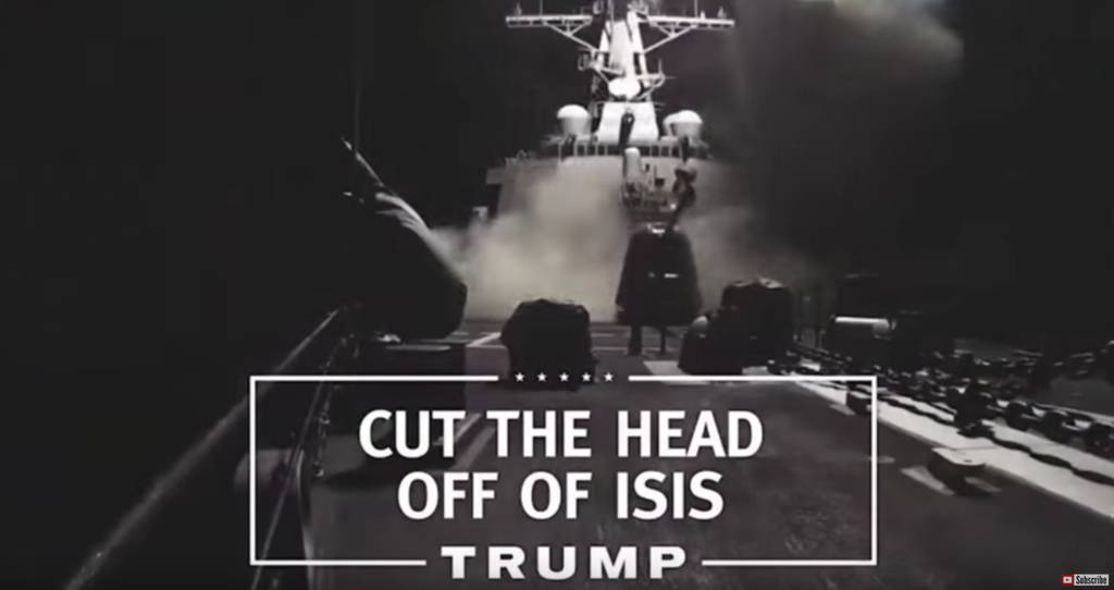 Donald Trump's releases first official TV Ad