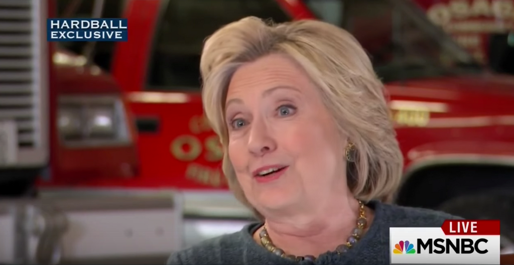 Hillary refuses to explain difference between a Socialist and Democrat