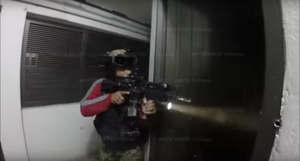 WATCH: Raw GoPro Footage of Raid That Captured 'El Chapo' (Full Video)