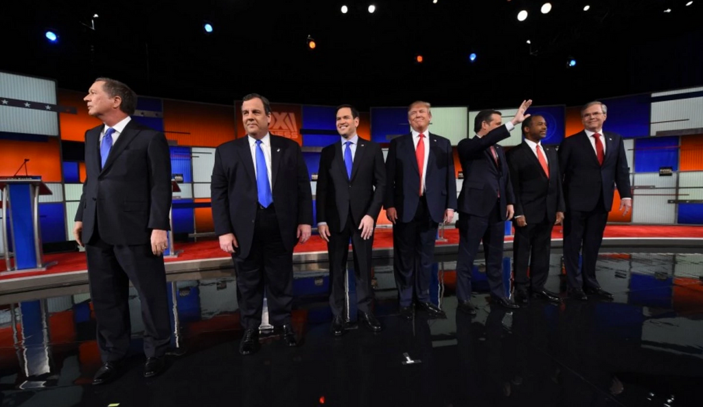 Poll: Who won the Republican Debate? Fox Business News January 14 2016
