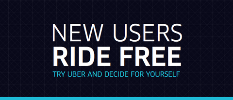 UBER coupon promo code free ride