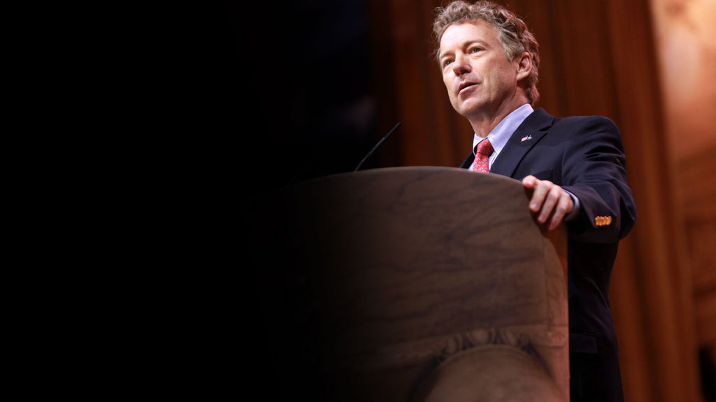 EXCLUSIVE VIDEO: RAND PAUL READY... Sets Tuesday Presidential Launch