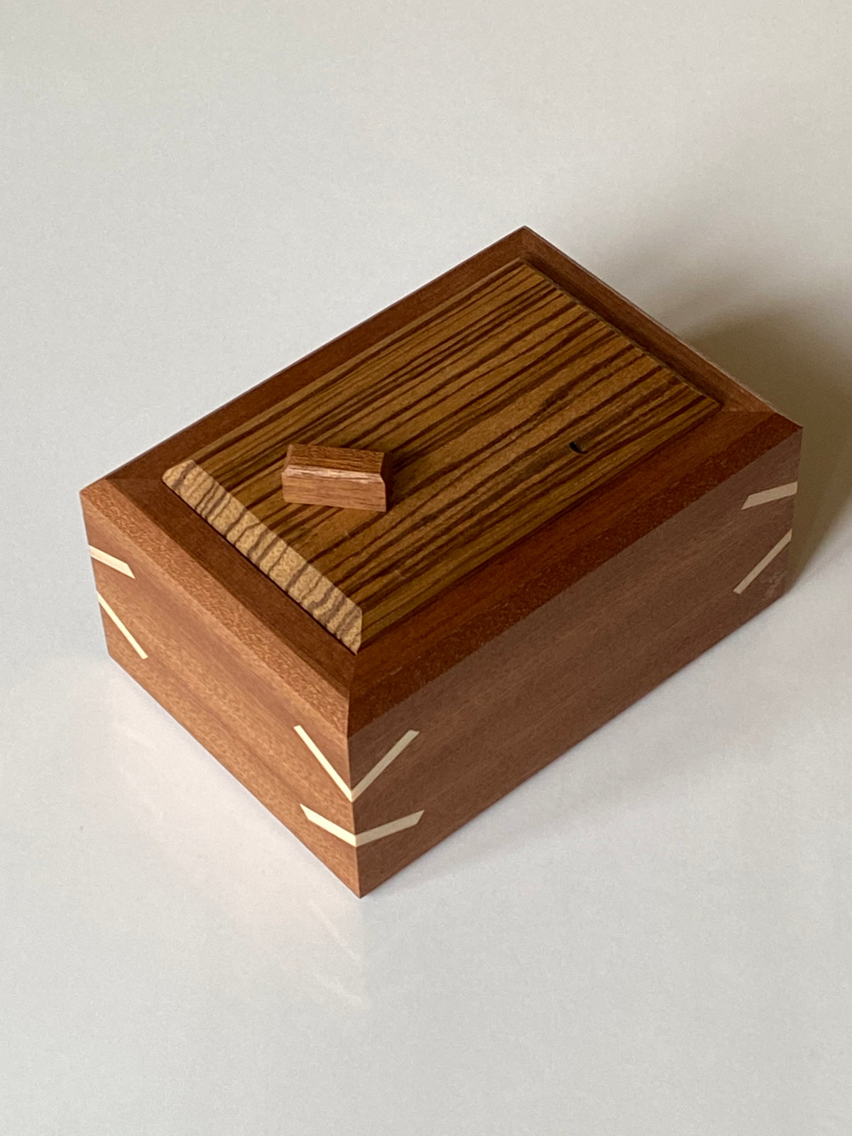 The Blinded II Puzzle Box by Dee Dixon