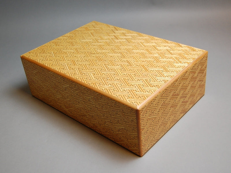 products/12_sun_4_step_saya_yellow_japanese_puzzle_box_1.jpg