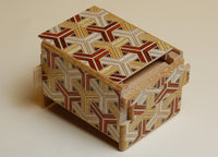 2.7 Sun 12 Step 3C-Kikkou Japanese Puzzle Box