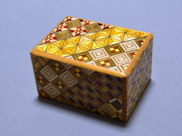 2.7 Sun 12 Step Koyosegi  Japanese Puzzle Box